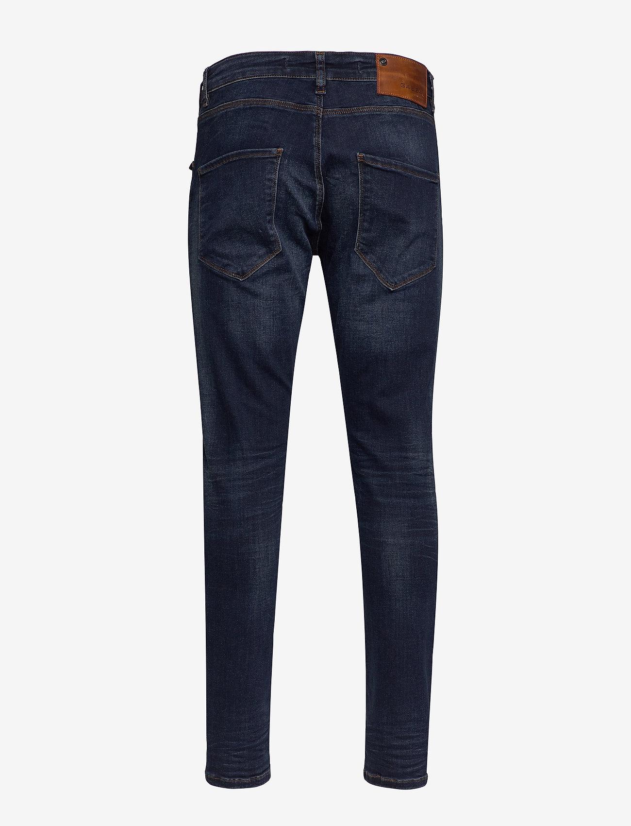Gabba - Rey K3606 Mid Blue Jeans - slim jeans - rs1293 - 1