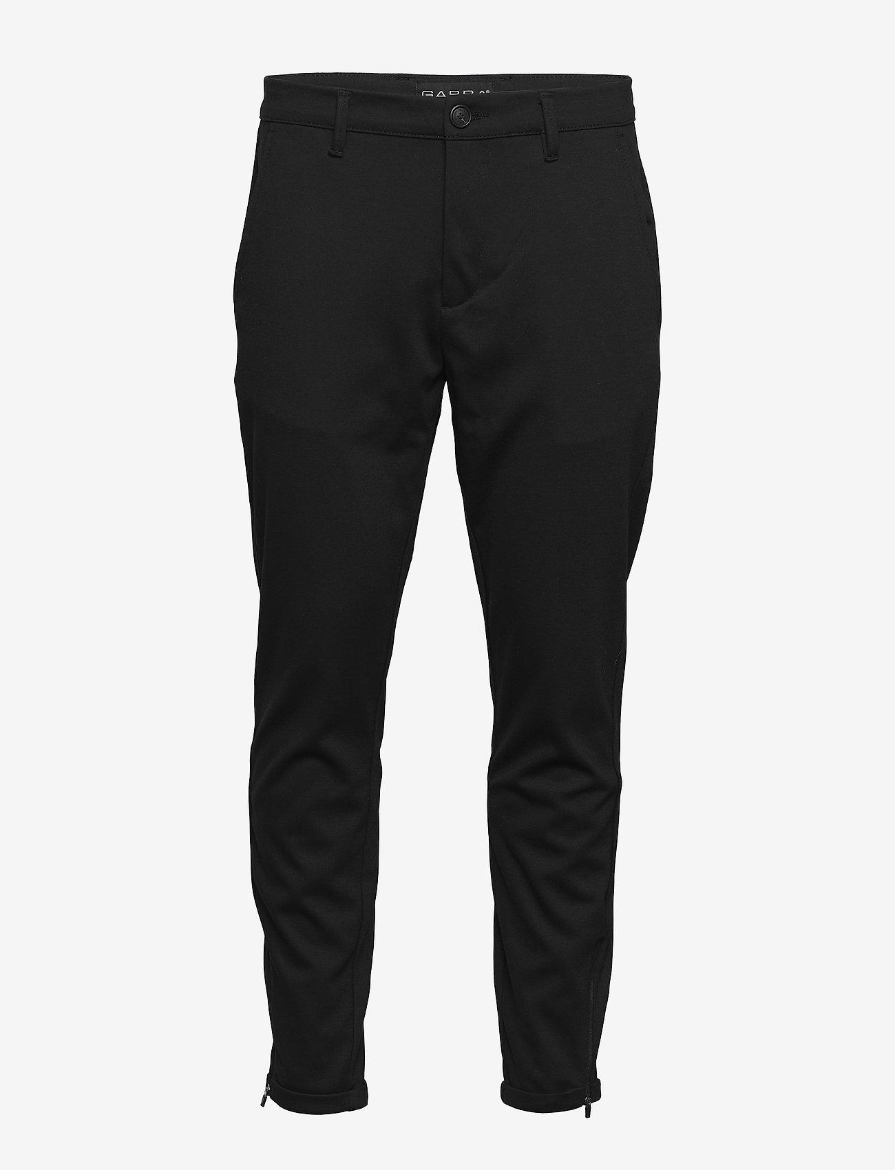 Gabba - Pisa Jersey Pant - chinos - black - 0