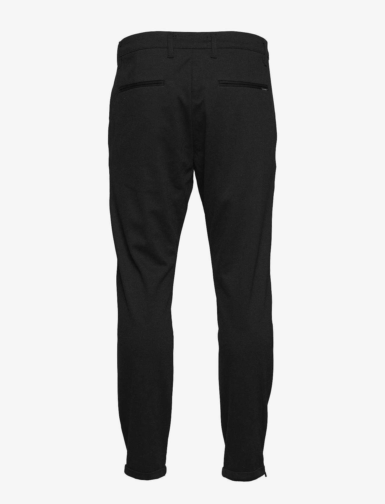 Gabba - Pisa Jersey Pant - chinos - black - 1