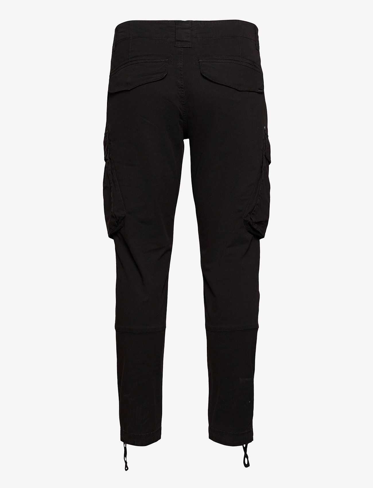Gabba - Rufo Cargo Pants - cargobukser - black - 1