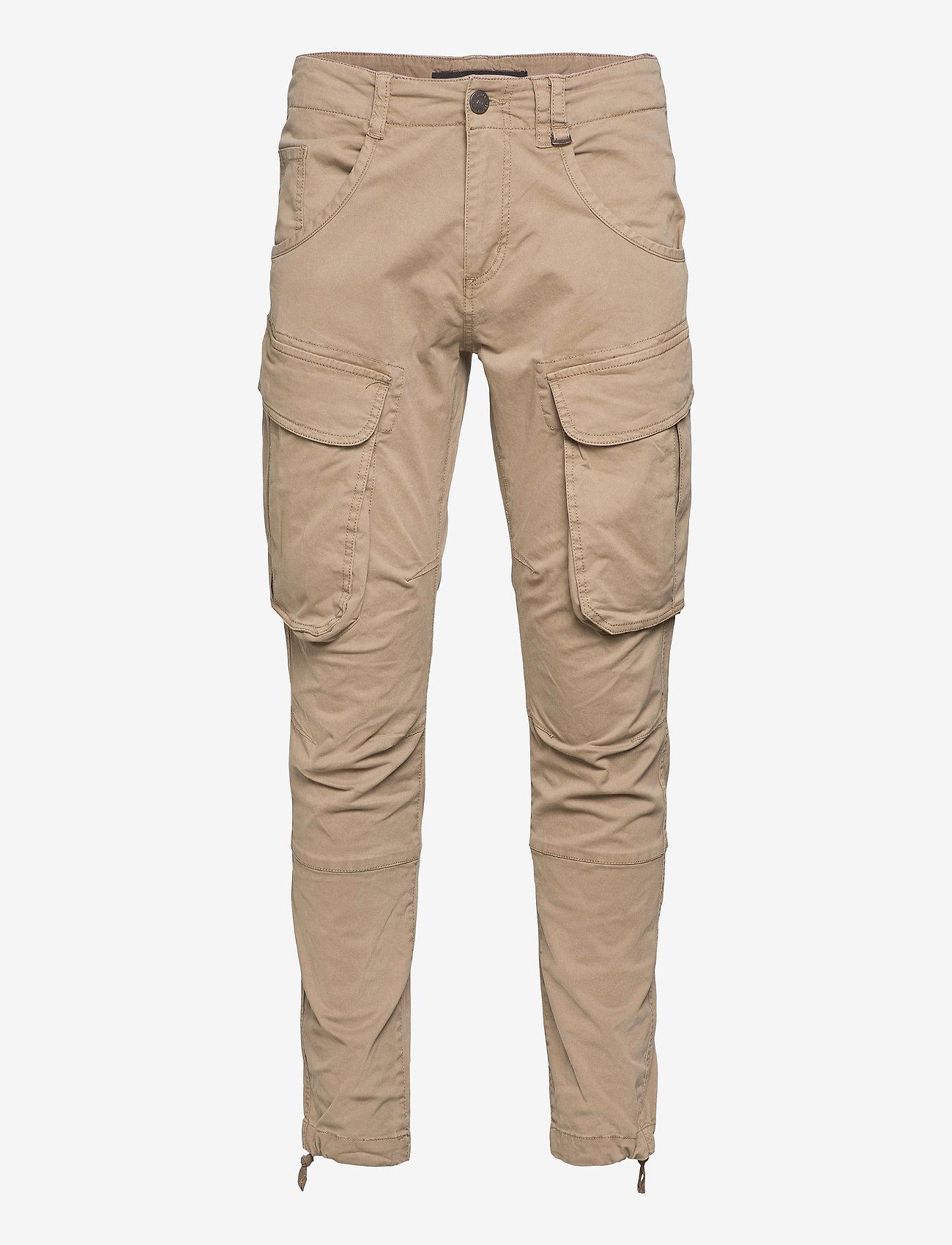 Gabba - Rufo Cargo Pants - cargobukser - sand - 0