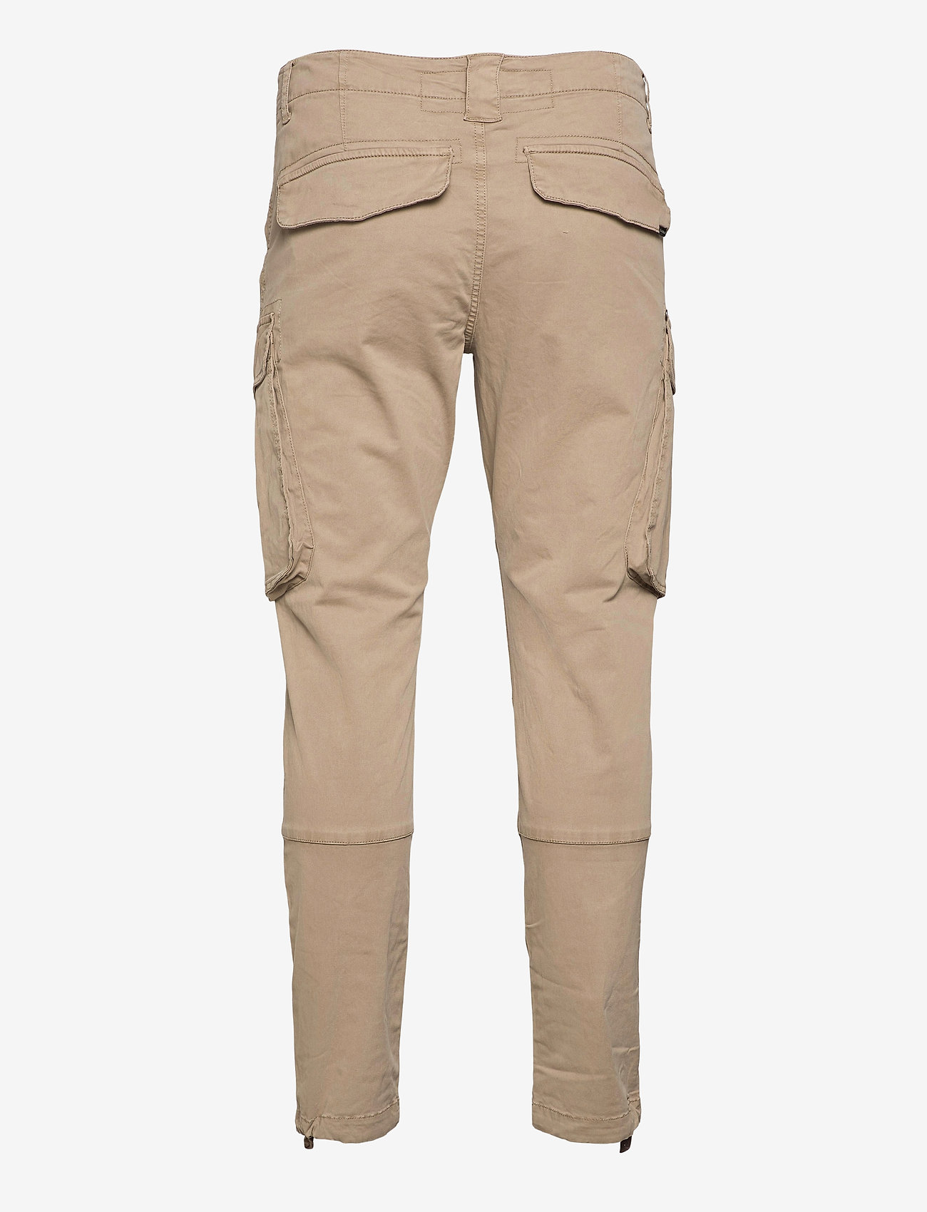Gabba - Rufo Cargo Pants - cargobukser - sand - 1