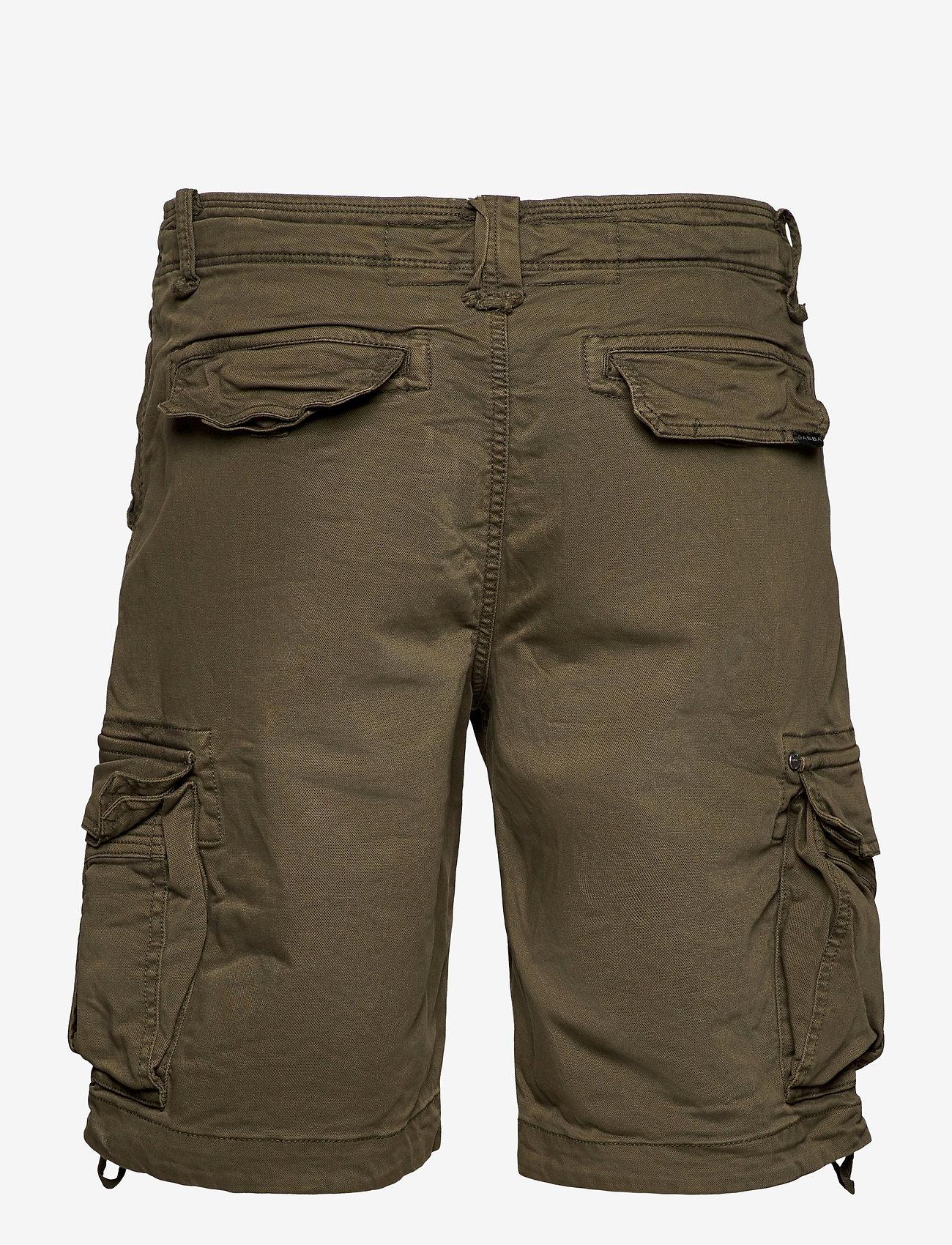 Gabba - Rufo Cargo Shorts - cargo shorts - army - 1