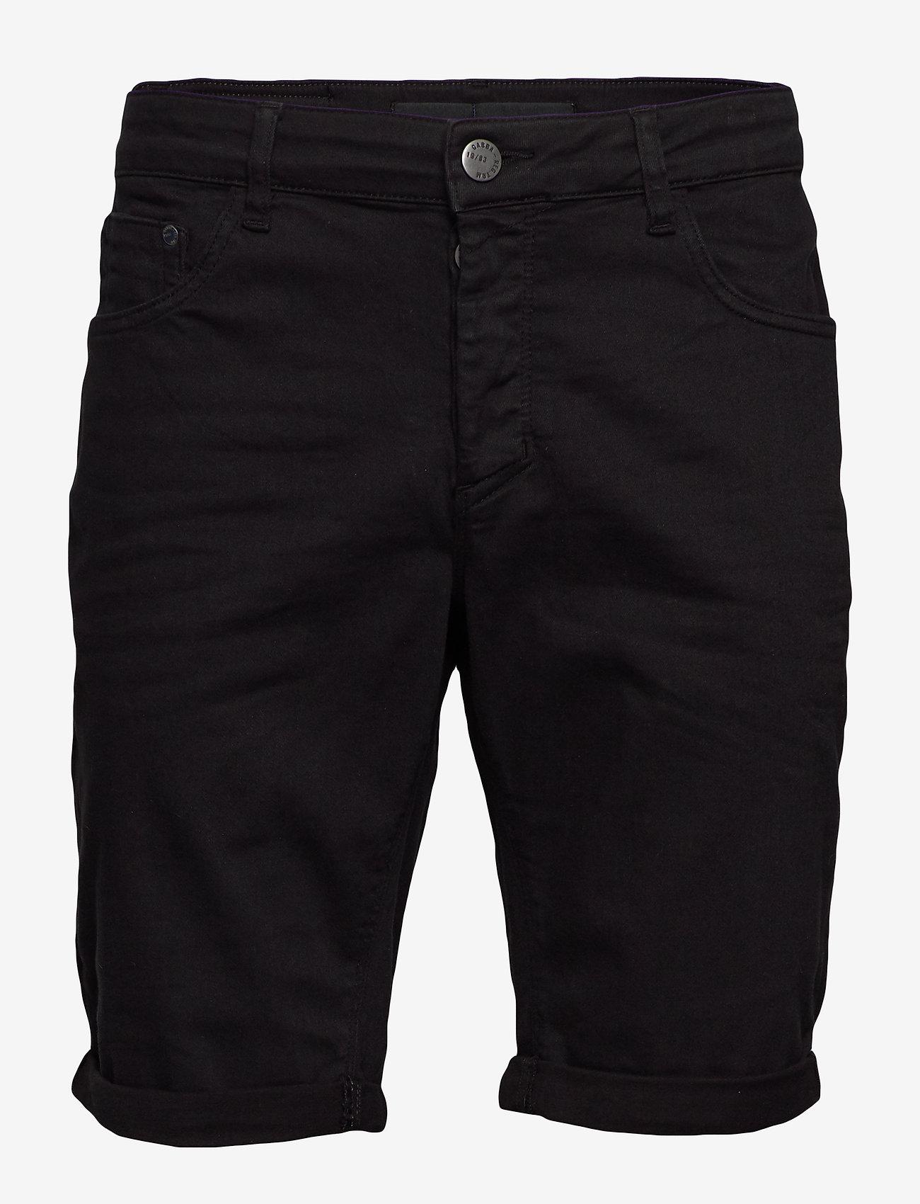 Gabba - Jason K2666 Shorts - denim shorts - black - 0