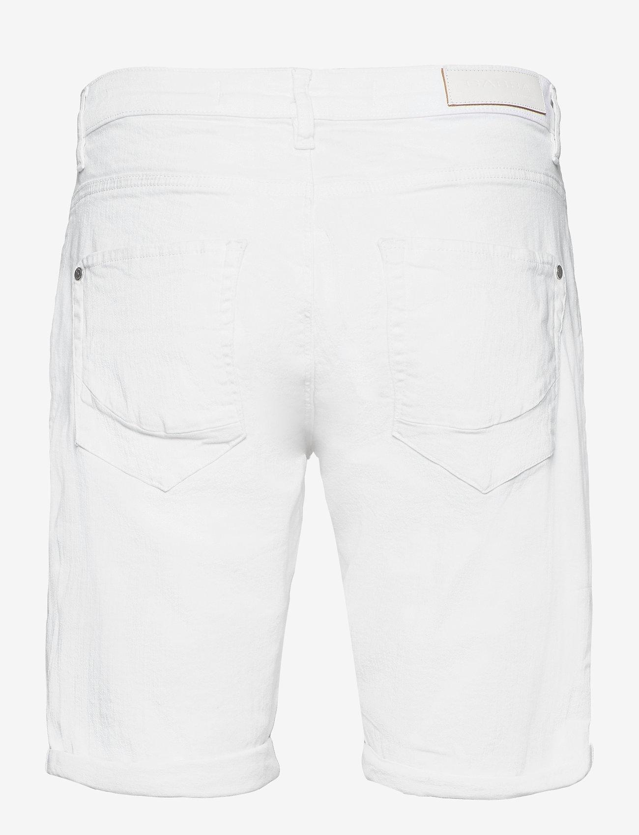 Gabba - Jason K2666 Shorts - denim shorts - white - 1