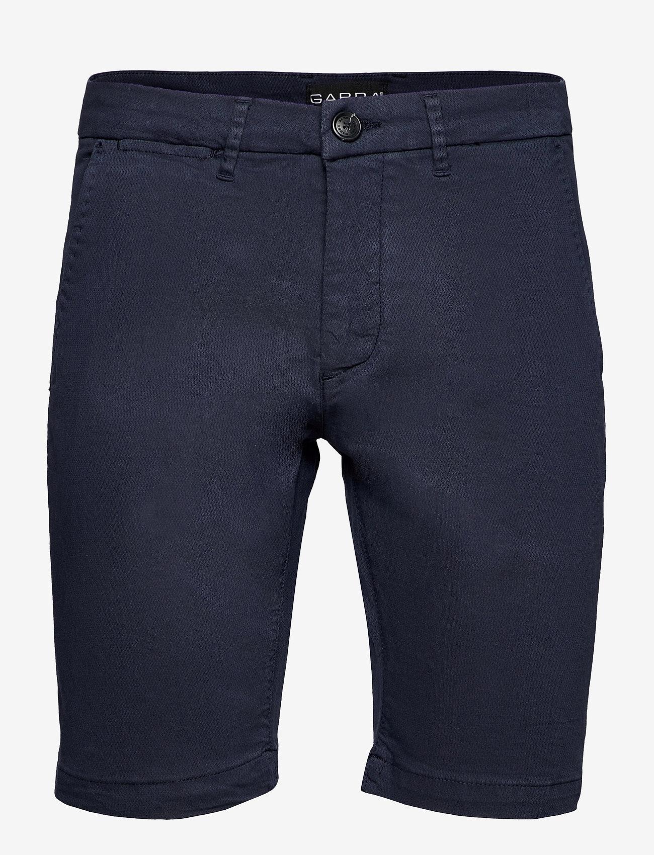 Gabba - Jason K3280 Dale Shorts - chinos shorts - navy - 0