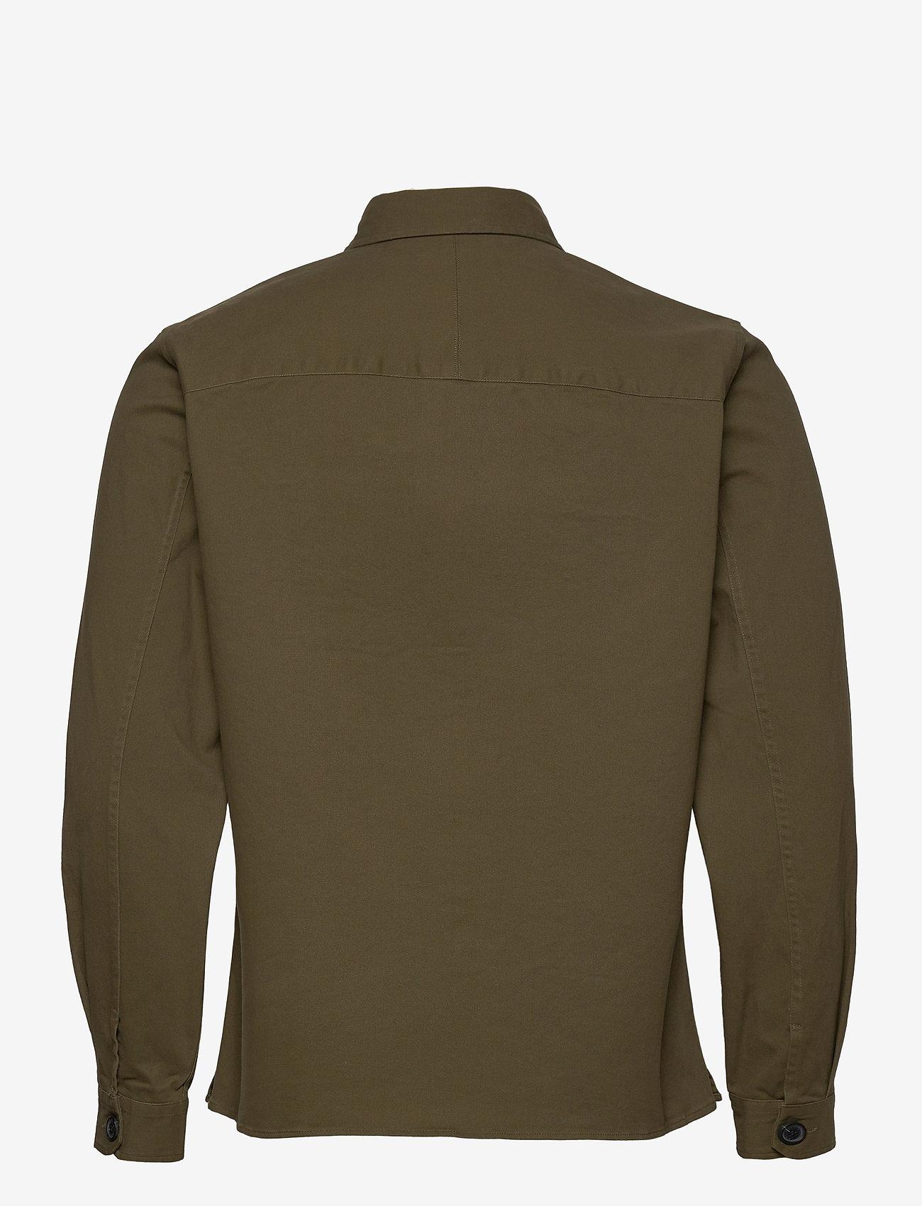 Gabba - Topper LS Shirt - overdele - army - 1