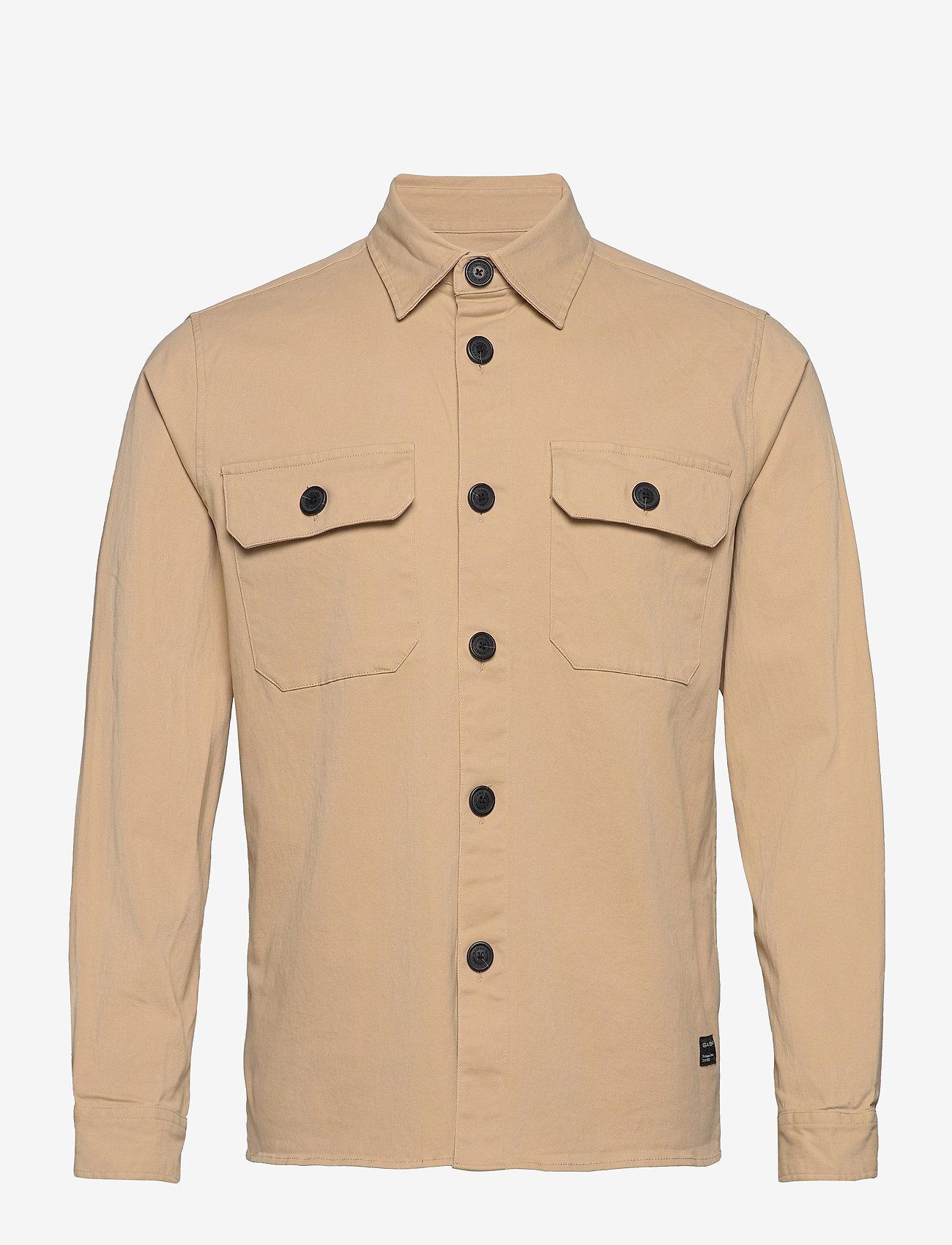 Gabba - Topper LS Shirt - overdele - humus - 0