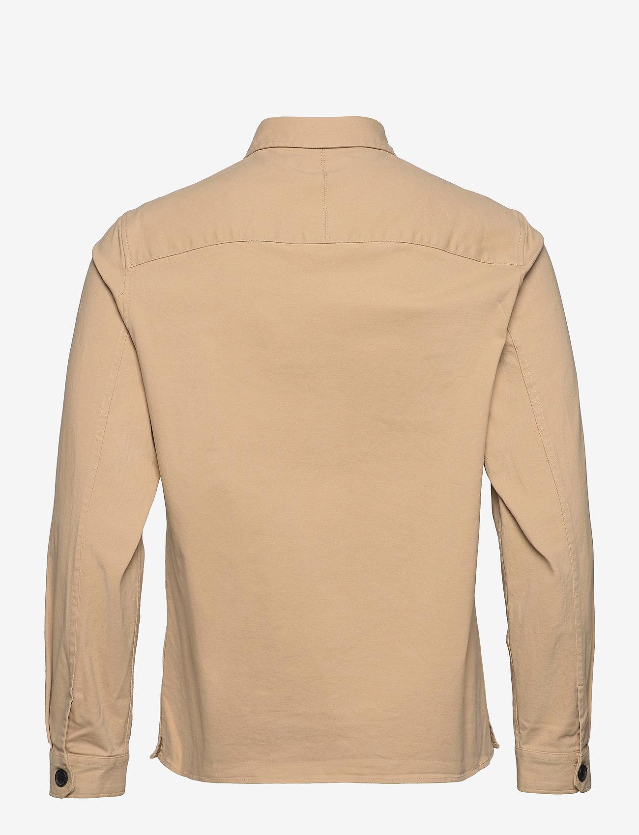 Gabba - Topper LS Shirt - overdele - humus - 1