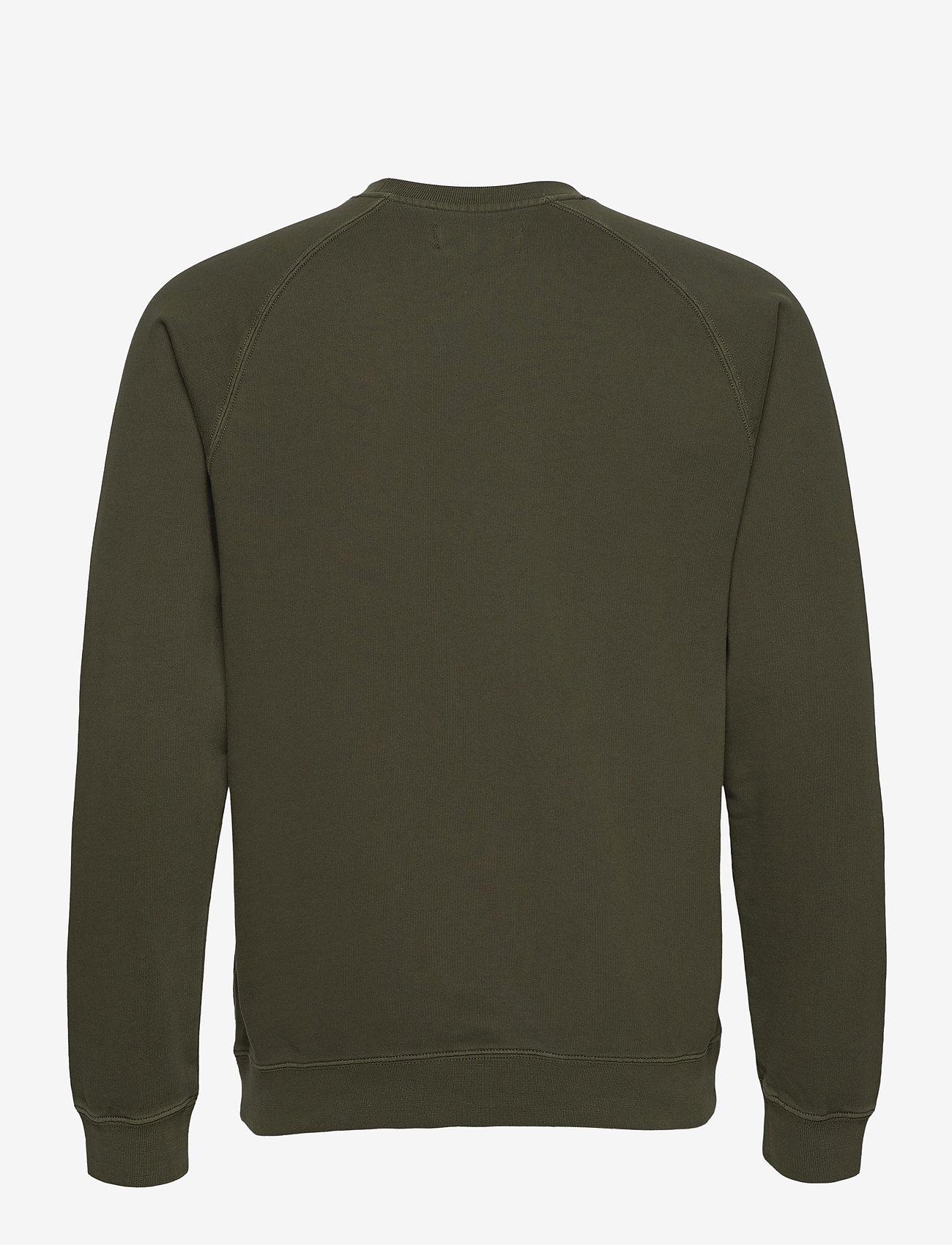Gabba - Nine Crew Neck Sweat - basic sweatshirts - rosin - 1