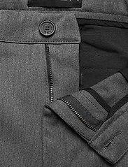 Gabba - Rome Pants KD3962 - suitbukser - grey mel - 3