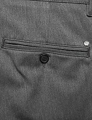 Gabba - Rome Pants KD3962 - suitbukser - grey mel - 4