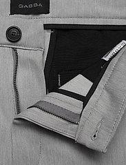 Gabba - Rome Pants KD3950 - suitbukser - lt. grey - 3