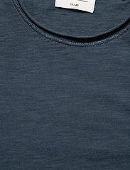 Gabba - Konrad Slub S/S Tee - basic t-shirts - navy - 2
