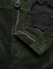 Gabba - Pisa Cord Pants - chinos - dk. green - 3