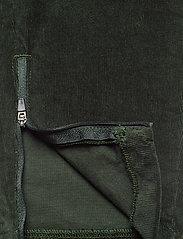 Gabba - Pisa Cord Pants - chinos - dk. green - 5