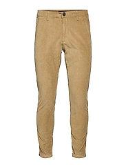 Pisa Cord Pants - LT. SAND