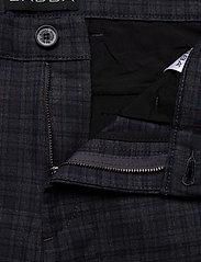 Gabba - Pisa Redue Pant - chinos - grey check - 3