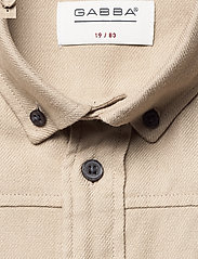 Gabba - Harbin LS Shirt - basic skjorter - humus - 2