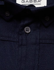 Gabba - Harbin LS Shirt - basic skjorter - navy - 2