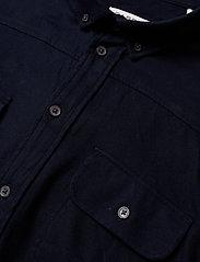 Gabba - Harbin LS Shirt - basic skjorter - navy - 3