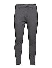 Pisa Jersey Pant - LT GREY MEL