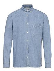 Ranger Denim Shirt - LT. DENIM BLUE