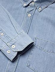 Gabba - Ranger Denim Shirt - podstawowe koszulki - lt. denim blue - 3