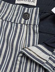 Gabba - Bryce DY Stripe Pants - casual - blue stripe - 3