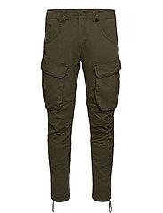 Rufo Cargo Pants - GRAPE LEAF ARMY