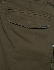 Gabba - Rufo Cargo Pants - cargobukser - grape leaf army - 4