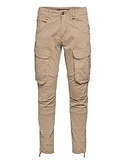 Rufo Cargo Pants - SAND