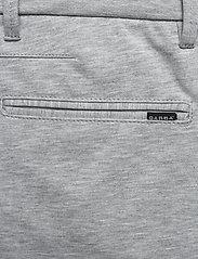 Gabba - Jason Chino Jersey Shorts - casual shorts - lt. grey - 4