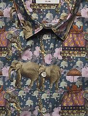 Gabba - Rocha SS Shirt - kortærmede skjorter - mixed colours - 2