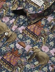 Gabba - Rocha SS Shirt - kortærmede skjorter - mixed colours - 3
