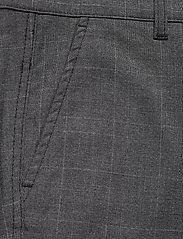 Gabba - Pisa Cargo Grey Check Pant - cargobukser - grey check - 2