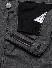 Gabba - Pisa Cargo Grey Check Pant - cargobukser - grey check - 3