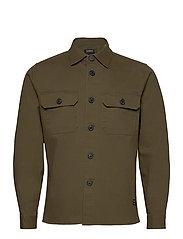 Topper LS Shirt - ARMY