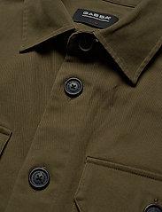 Gabba - Topper LS Shirt - overdele - army - 3