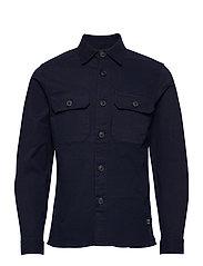 Topper LS Shirt - NAVY