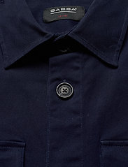 Gabba - Topper LS Shirt - overdele - navy - 2