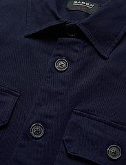 Gabba - Topper LS Shirt - overdele - navy - 3