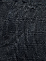 Gabba - Pisa KD3920 Quad Pant - casual - blue check - 2