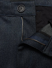 Gabba - Pisa KD3920 Quad Pant - casual - blue check - 3