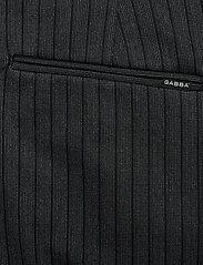 Gabba - Pisa KD3920 Lines Pant - casual - black stripe - 4