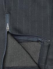 Gabba - Pisa KD3920 Navy Pin Pant - suitbukser - navy pin - 5
