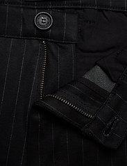 Gabba - Pisa KD3920 Black Pin Pant - suitbukser - black pin - 3