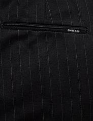 Gabba - Pisa KD3920 Black Pin Pant - suitbukser - black pin - 4