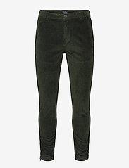 Gabba - Pisa Cord Pants - chinos - dk. green - 0