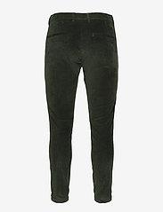 Gabba - Pisa Cord Pants - chinos - dk. green - 1